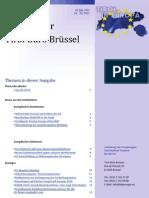Tirol in Europa, Bruessel Newsletter,  10.Juli 2012
