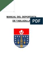 Manual Del Deportista