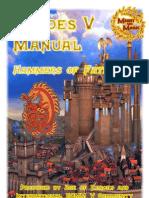 Heroes 5-Hammers of Fate Manual Manual En