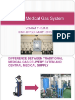 Central Medical Gas System