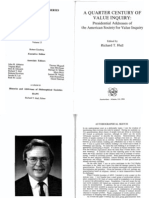 Statistical Dicrimination and Public Policy by Norman Bowie