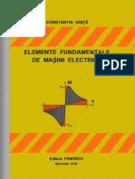 62597623 Elemente Fundamentale de Masini Electrice