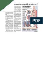 Fortis Medical Stories June July 2012