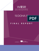 Wise 2011 Final Report