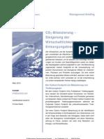 CO2-Bilanzierung in Der Entsorgungswirtschaft