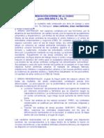 DIFERENCIACIÓN INTERNA DE LA CIUDAD