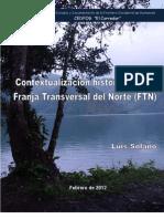 Estudio de la Franja Transversal del Norte Guatemala