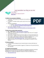 Comment Monetiser Un Blog Ou Un Site Internet