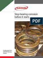 Kaydon Bearing Corrosion