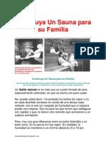 50749362 Construccion de Sauna