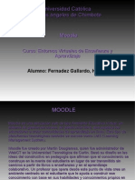 Moodle Diapositivas