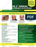 Saudi Hr Congress