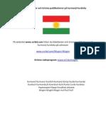 Bibeltexter och kristna publikationer på kurmanji kurdiska
