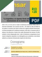 Programa post Río Más 20
