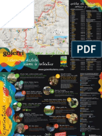 Goierriko Mapa Turistikoa Mapa Turítisco del Goierri