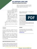 Informativo Arpam 2012 n 04