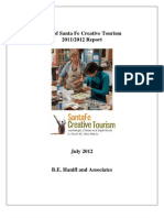 Santa Fe Creative Tourism 2011_12 Report