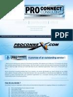Proconnect Intro
