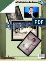 Revista Tu Objetivo La Fama - Edicion Especial de Sunel Molina