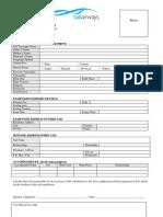 Us Visitor Visa Application Form Pdf