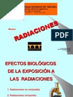 HUGO MARTIN ATOMICA CORDOBA RADIACIONES EFECTOS BIOLOGICOS