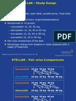 STELLAR Study (Rosuvastatina)