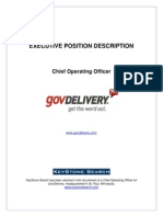 Executive Position Description - Coogovdelivery