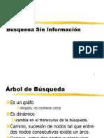 Clase Busqueda Sin Informacion