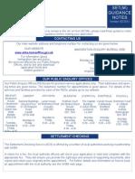 Guide Set m 04200911