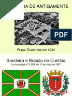 A Curitiba de Antigamente