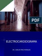 2da Clase Teoría EKG