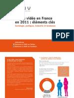 Etat des lieux du Jeu Video en France  en 2011