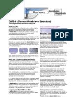 DMS - Derma Membrane Structure