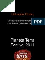 2.16 Planeta Terra Eventos