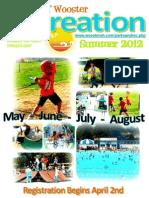 Summer Brochure2012