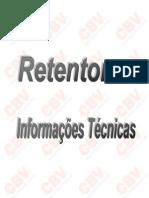Retentor Inf.tecnicas Vedacoes