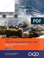 2008 BTEC PS Project Resource Book w