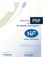 NF Thermiques _norme 2007