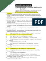 Cuestionario Wallerstein Publicado