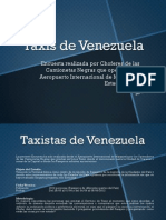 Encuesta de Taxistas de Venezuela