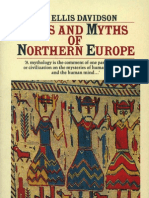 H.R. Ellis Davidson - Gods and Myths of Northern Europe
