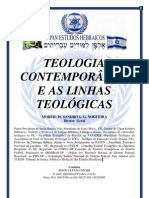 TEOLOGIA CONTEMPORÂNEA E AS LINHAS TEOLÓGICAS