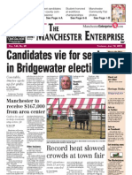 Manchester Enterprise front page July 12