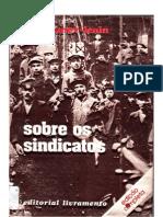 Do Livro Que Fazer - Sobre Os Sindicatos(4)