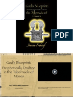 Gods Blueprint:Prophetically Drafted in the Tabernacle of Moses -  IBOOK