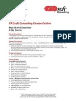 Education Center - Map 3D 2012 Essentials