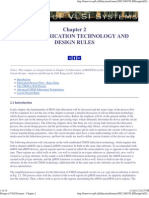 Design of VLSI Systems - Chapter 2