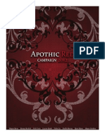 Apothic Red Campaigns Book