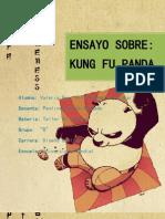 Ensayo Pelicula Kung Fu Panda