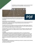 Tratamiento de suelos de hormigón (Limpieza)